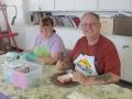 Ceramic Class - Sandy & Lee Morrison